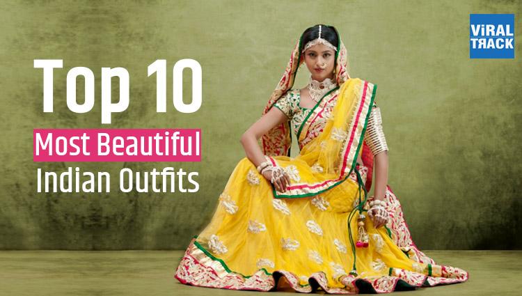 top ten indian women outfits