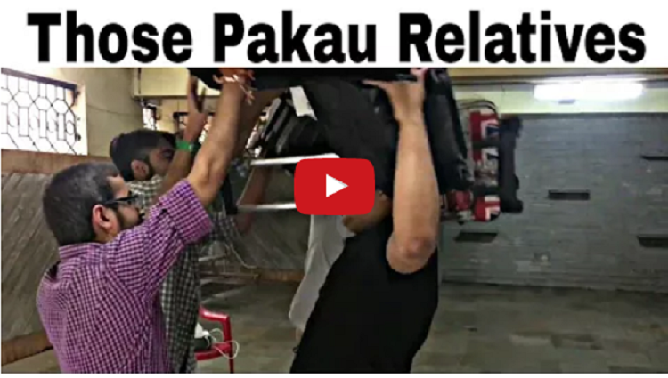Those Pakau Relatives Ashish Chanchlani Vines