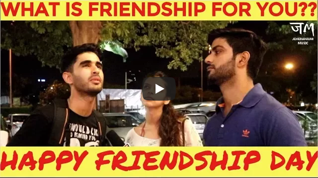 What is Friendship?