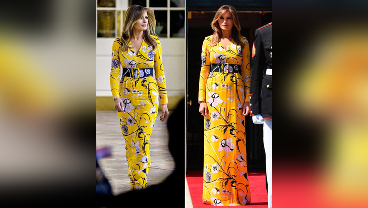 First Lady Of US Is Known For Her Outstanding Style