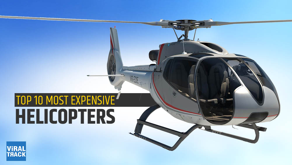 Top 10 Most Expensive Helicopters