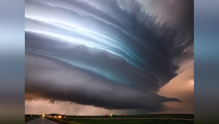 Incredible Storm In South Dakota