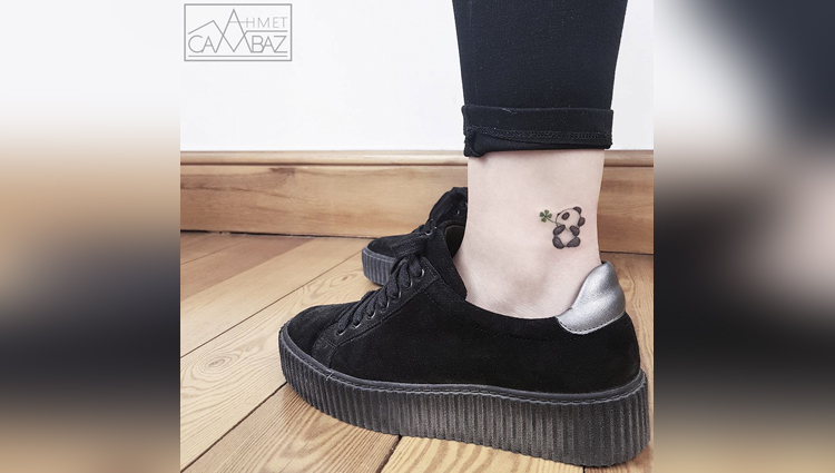 Simple Yet Striking Tattoos