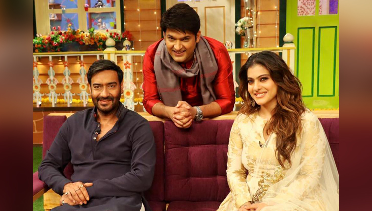 kapil sharma cancel baadshaho shoot