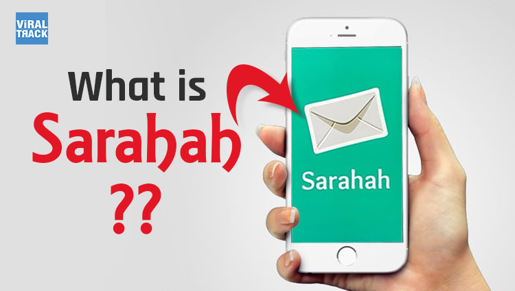 what is sarahah app