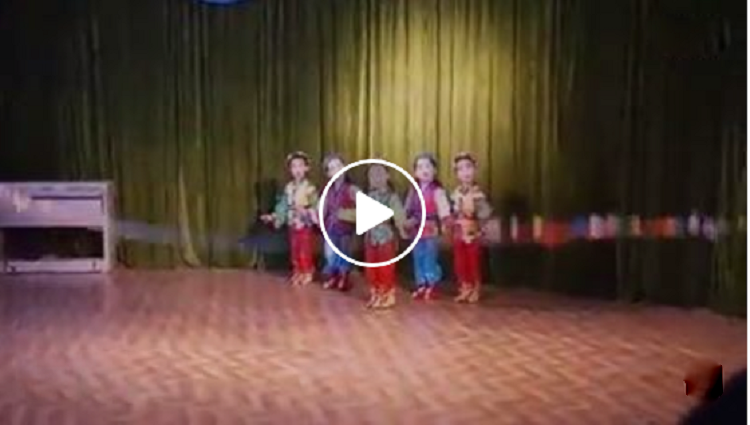 himachal pradesh small girl dancing on tu shayar hai me teri shayri