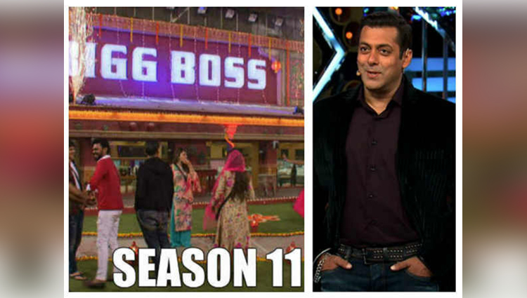 Bigg boss season 11 contestant list