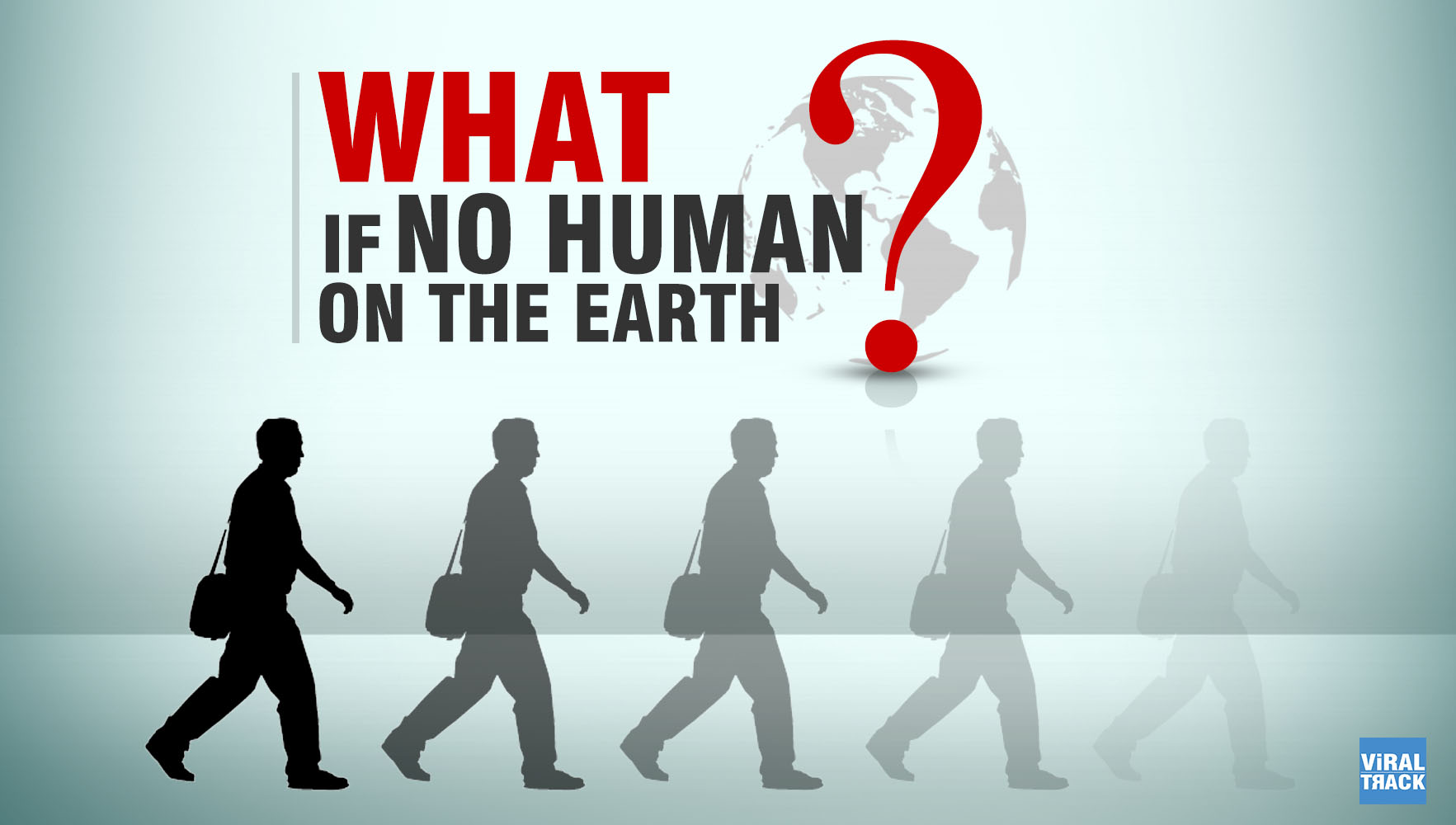 What Would Happen If Humans Disappeared