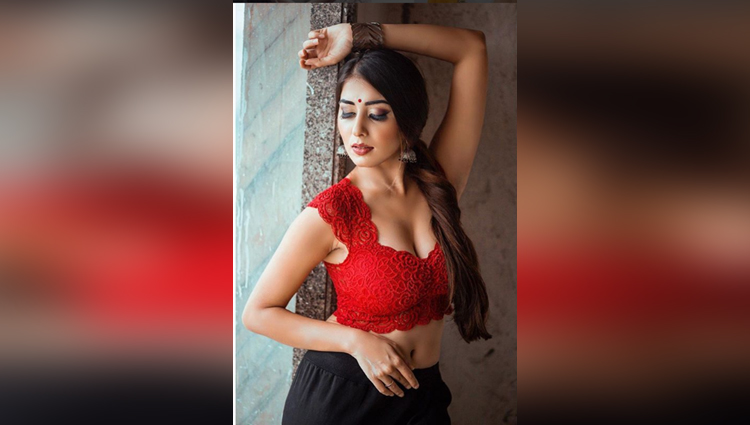 ruma sharma share her hot photos