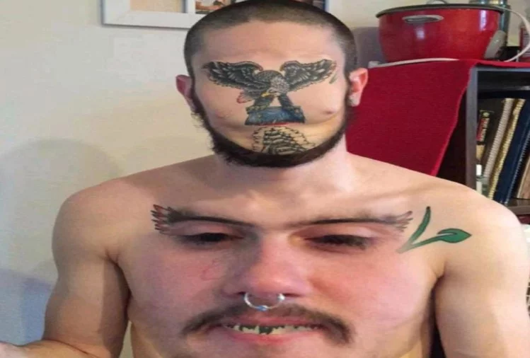 horrible pictures face swap app tattoo