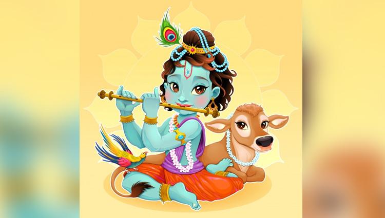 janmashtami sri krishna cute photos Cute Krishna Krishna Janmashtami 2019