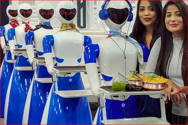 Robot Restaurant comes to Bengaluru