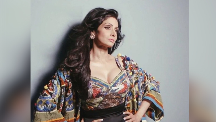 sridevi birthday 56th birth anniversary photos