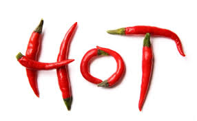 Why chillies are hot The science of heat chilli facts