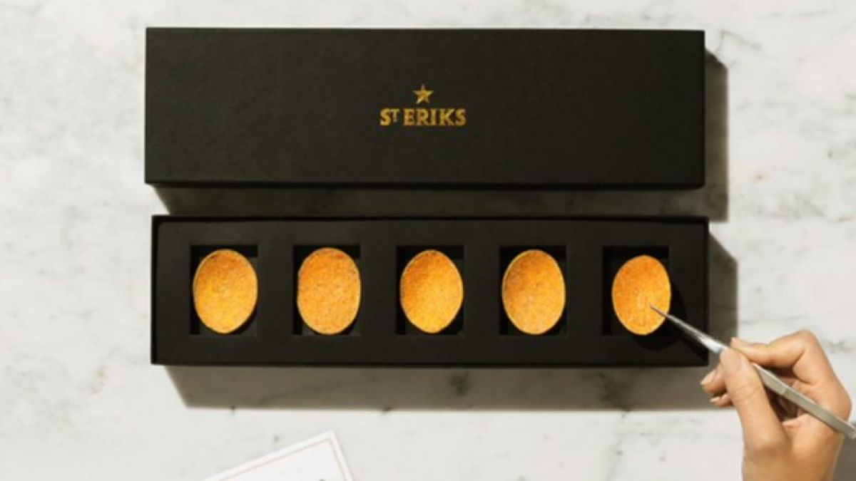 Worlds Most Expensive Potato Chips From Swedish Brewery