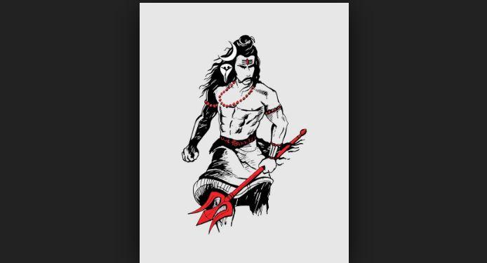People worship Lord Shiva On Wednesday