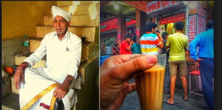 This 94 year old chaiwala in Jaipur serves 250 beggars daily for FREE