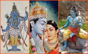 narad shrap ram lord narayan sita ram ravan ramayan story