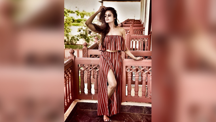 yuvika choudhary hot bold and sexy photos tv actress Bold and beautiful Yuvika Chaudhary