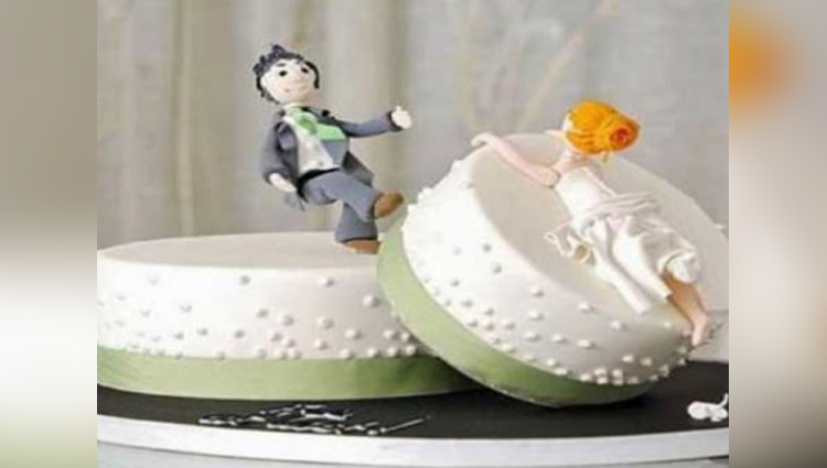 Hilarious Divorce Cakes