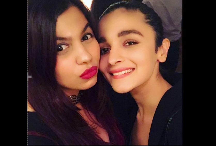 photos viral of alia bhatt and her sister shaheen bhatt