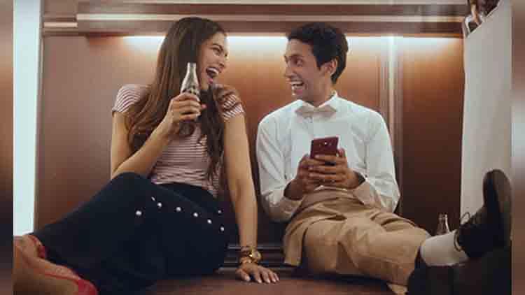 deepika padukone new Coca-Cola Summer ad