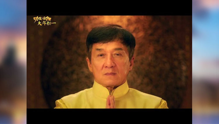 jackie chan desi dance video viral