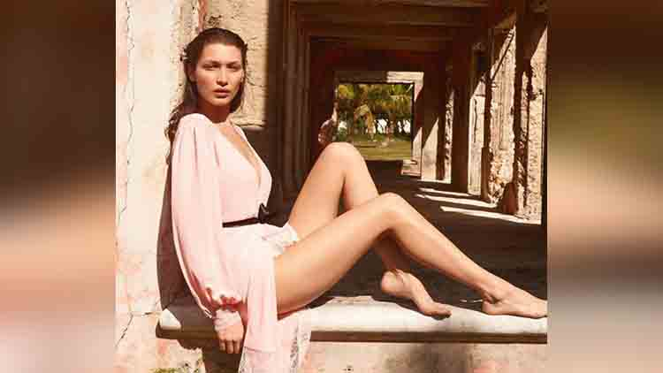 bella hadid latest hot photoshoot