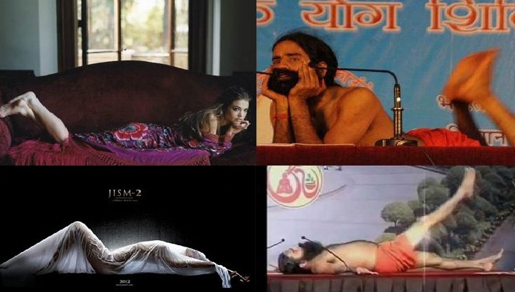 baba ramdev duplicates in bollywood and hollywood