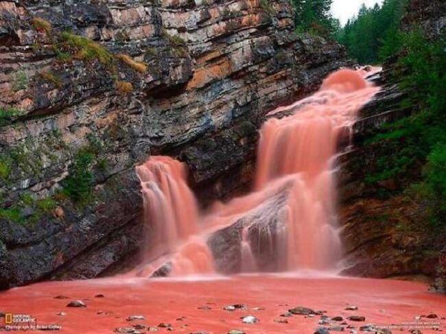 amazing waterfall across the world
