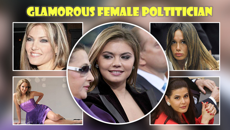Beauty With Brains: Glamorous Female Politicians who can Steal Anyone's Heart!