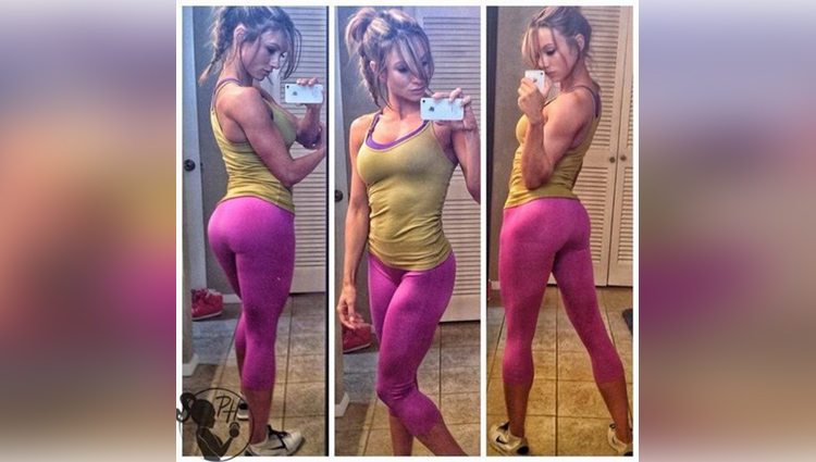 Top 5 Hottest Female Fitness Instagram