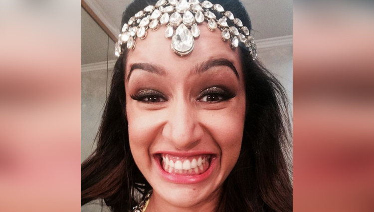 Actresses caught with funny expressions