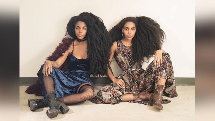 These Twin Sisters Were Ashamed Of Their Incredible Hair But Now They Became Famous For It