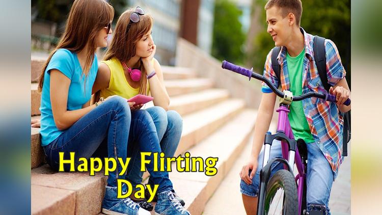 flirting day special