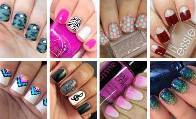 such nail art can made at home