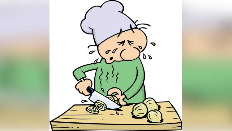 Why does Cutting Onions Make us Cry
