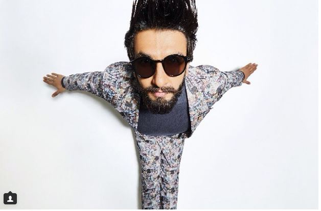ranveer singh pictures of Hi blitz India magazine