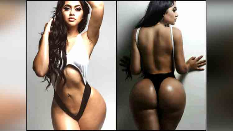 Instagram Star Jailyne Ojeda Ochoa Butt is Even Bigger Than kim kardashian