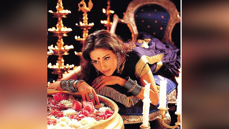 Madhuri Dixit share her bold photos
