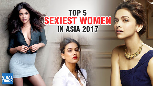video sexiest women women list 2017