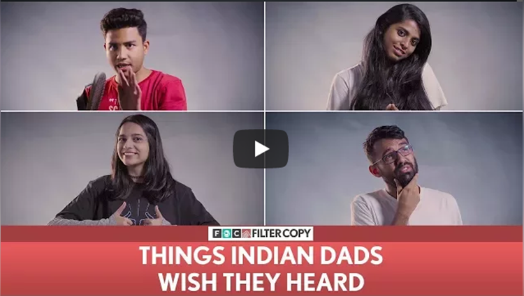 FilterCopy Things Indian Dads Wish They Heard Ft Banerjee, Nayana and Madhu