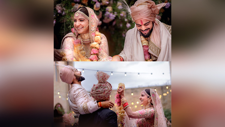 Inside Virat Kohli and Anushka Sharma wedding