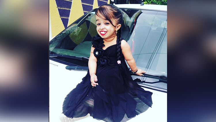 Happy Birthday Jyoti Amge