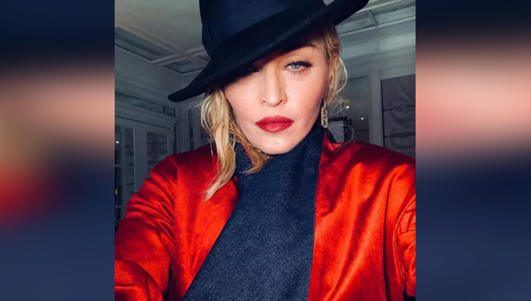see the latest pictures of madonna
