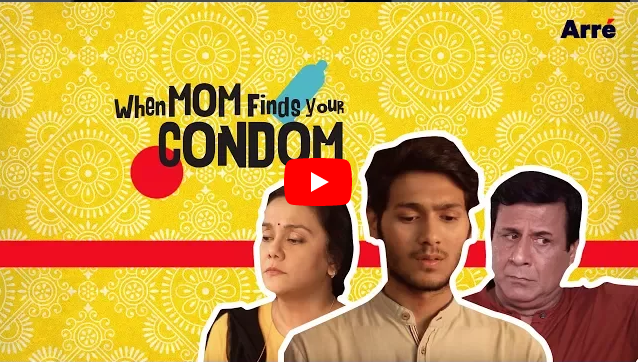When Mom Finds Your Condom World AIDS Day