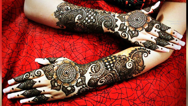 Follow These Simple Steps For Dark Mehandi Color