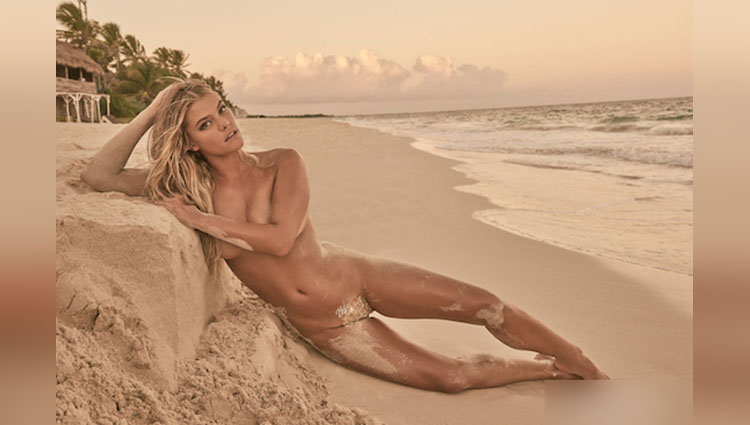 Nina Agdal share her sexy and bold photos on instagram