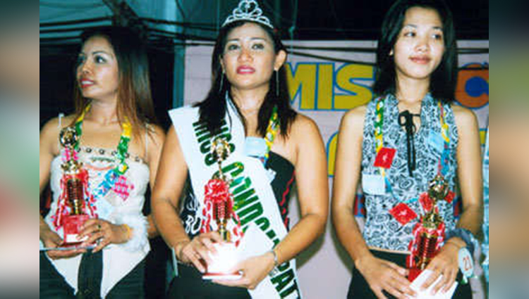 there a miss condom contest that happens every year in thailand