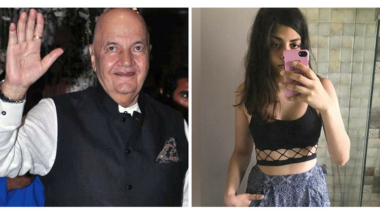 Prem Chopra Granddaughter Sanchi Bhalla hot photos